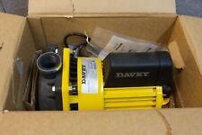 New Davey Dynaflo 6200 pump single stage centrifugal pump