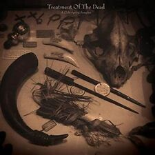 Treatment of the Dead - A Cold Spring Sampler CD 2014 MERZBOW COIL