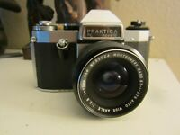 Praktica PL nova 1B SLR 35mm film Camera