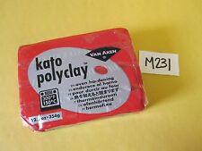 12.5 oz. Van Aken Kato Polyclay - Oven Hardening - Red