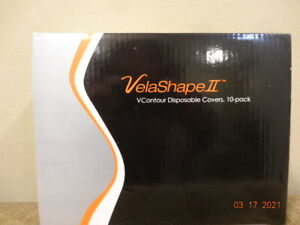 SYNERON, VELA SHAPE II, 1 HOURS VCONYOUR COVERS 10 pack, PART#KT71751, NEW