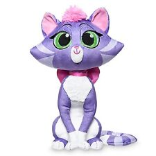 "DISNEY STORE PUPPY DOG PALS HISSY SMALL PLUSH 12"" H KITTY FELINE FAVORITE"