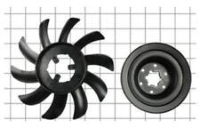 OEM Hydro Gear 70243 = 72134 Fan & Pulley Kit New
