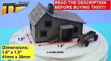 Animek Z 1011 *SMALL* Ingalls Ranch Little House on the Prairie KIT *NEW $0 Ship