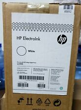 HP INDIGO PRESS  MPS-2074-42  ELECTROINK WHITE FOR ws2000