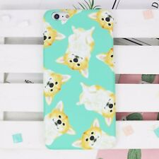 Corgi puppy Dog Phone Case cover iPhone 11 pro max X 8 7 + 6 Plus Galaxy S10 S9