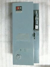 Used Cutler Hammer A30CG0 Series A1 Size 0 Combination Starter - 60 day wnty