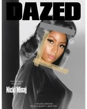 DAZED & CONFUSED Magazine AW 2017 Nicki Minaj Steven Klein Limited Edition NEW