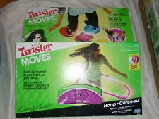 Hasbro Twister Moves Demi Lovato HIP HOP SPOTS & HOOPS Games NEW & SEALED