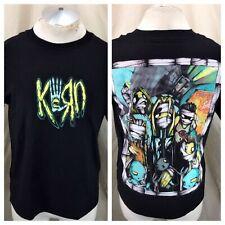 "Vintage 01 Giant Korn ""Untouchables"" (Sm/Med) Retro Nu Metal Graphic Band Shirt"