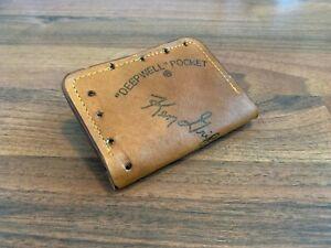 Ken Griffey Jr. Baseball Glove Wallet!