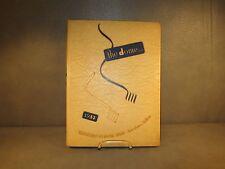 1953 UNIVERSITY OF NOTRE DAME THE DOME YEARBOOK 1952 FOOTBALL REGIS PHILBIN EUC