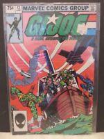 G.I. Joe, A Real American Hero #12 Marvel Comics June 1983 2nd Print