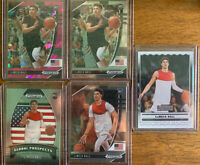 2020 panini prizm draft picks basketball Lamelo Ball Rc Lot Of 4 Contenders