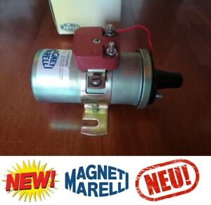 ✈ New Nos Magneti Marelli Ignition Coil Resistor Ferrari Alfa Romeo BZR 200A ✈