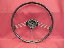 Original MGB MGC Bluemels Banjo Spoke Steering Wheel 16.5 Inch
