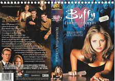 BUFFY L'AMMAZZA VAMPIRI - BENVENUTI AL COLLEGE (2000) vhs ex noleggio