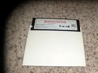 "Shadowfire Commodore 64/128 C64 Game 5.25"" disk"