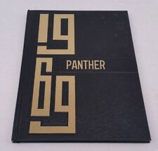1969 Aplington IOWA Community High School Yearbook - The Panther Grades 1 - 12