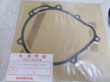 NOS OEM Honda Left Crank Case Cover Gasket 1985-1996 XL250 XR250 11395-KK0-770