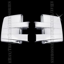 For FORD F150 F-150 F150 2009-2012 2013 2014 Full Towing Chrome Mirror Covers