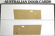 Suzuki Mighty Boy Ute Door Cards, Trim Panels.