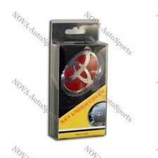 TOYOTA Red Steering Wheel Emblem Badge For  CAMRY COROLLA RAV4 SIENNA 4RUNNER