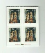 Ireland Stamps:Christmas 2015 Booklet Pane 4 x 70c self adhesive MNH SG  2293