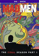 Mad Men: The Final Season, Part 1 (DVD, 2014, 3-Disc Set) NO DIGITAL CODE VG*