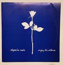 "Depeche Mode - Enjoy The Silence 12"" Argentina VG/VG+ RARE 1990!"