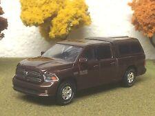 Dodge Ram 2014, 1500, Limited Edition, Die-Cast Metal, RAM UNCOMPROMISING!