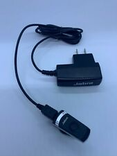 Jabra Bluetooth Heatset with Power/Charger Adapter- Model Bt804 (Pre-Owned)