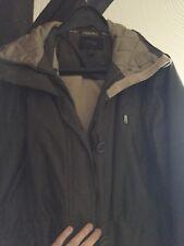 Winterjacke Wintermantel Parker Jacke Mantel Grün Khaki Gr 38 M