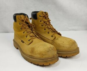 """Red Wing Irish Setter Men's 83616 6"""" Safety Toe Work Boot Thinsulate - Sz 11.5"""