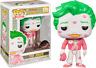 DC Bombshells - Joker with Kisses Pink & White US Exclusive Pop! Vinyl [RS]-F...