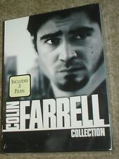 Colin Farrell Collection (DVD, 2006,3-Disc Set),NEW AND SEALED,PHONE BOOTH, MORE