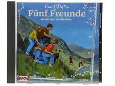 Fünf Freunde 92 auf der Insel der Seeräuber  Hörspiel  CD `96 `07