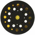 "Mirka Grip Faced 28 Hole Vacuum 5"" Backing Pads W/Net Sanding Disc 915GV28"