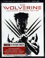 The Wolverine [New Blu-ray 3D] With Blu-Ray, With DVD, Boxed Set, Extended Edi