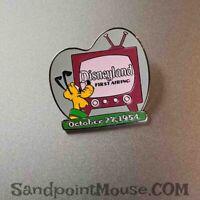 Disney DS Countdown Millennium 67 Disneyland First Airing Pluto Pin (UE:424)