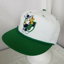 Buggs Bunny Golf Vintage Hat Adult Snapback Cap Disney Made in USA Acme Clothing