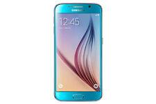 Samsung Galaxy S6 Blue Mobile Phones
