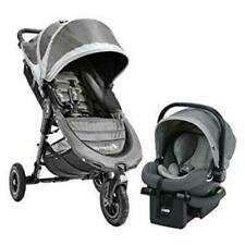 Baby Jogger City Mini GT Travel System with Baby Stroller & City Go Car Seat