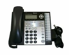 AT&T 1070 4-Line Corded Phone with Caller ID and Power