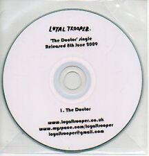 (180L) Loyal Trooper, The Doctor - DJ CD