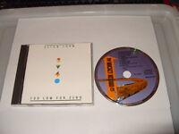 ELTON JOHN  TOO LOW FOR ZERO  cd 10 TRACKS - 1983 -THE ROCKET RECORD cd  is Ex