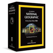 The Complete National Geographic Every Issue since 1888 (6 DVD-ROM Set, 2009)