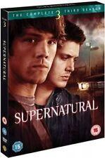 Supernatural The complete third season 3 Series 3 Season Three
