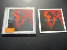 BRIAN FALLON hand signed cd booklet SLEEPWALKERS gaslight anthem autographed