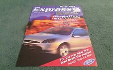 1997 FORD POLAR EXPRESS UK BROCHURE PUMA MONDEO ESCORT FIESTA EXPLORER KA PROBE